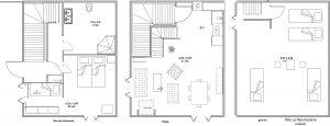 6-persoons vakantiewoning met twee slaapkamers
