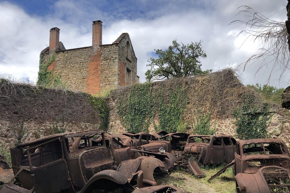 surroundings of En Campagne - Oradour-sur-Glane